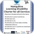 The LD Charter in Hampshire has been launched